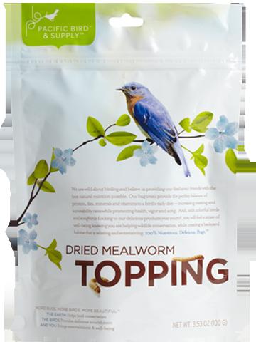 "Pacific Bird /& Supply Co Inc PB-0037 6.25/"" X 6.25/"" X 11.25/"" Galvanized Mealworm"