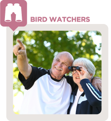 FAQ BIRD WATCHERS